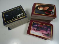 1991 Impel Star Trek Trading Card Lot 25th Anniversary