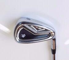 TaylorMade R9 TP 8 Iron Dynamic Gold S300 Stiff Flex Steel Shaft Golf Pride Grip
