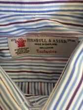 Turnbull & Asser Cotton Double Cuff Formal Shirts for Men