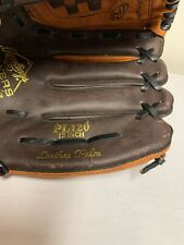 """New listing Rawlings Players Series PL120 12"""" Baseball Glove Right Hand Throw Adjust-A-Strap"""