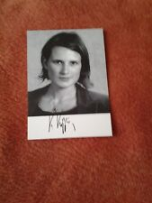 Katja Kipping / Politikerin / Die Linke / Autogrammkarte / Autogramm / AK