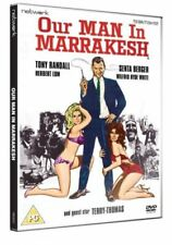 OUR MAN IN MARRAKESH. Tony Randall, Terry Thomas. New sealed DVD.