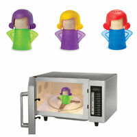 2016 New Metro Angry Mama Microwave Cleaner Kitchen Gadget Tool Free Shipping