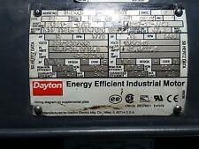 Dayton Energy Efficient Industrial motor model 3kw46a 1770 RPM