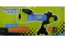 Discovery Kids Compact 30mm SPOTTING SCOPE Telescope Hot Gift Toy Boys Ages 8+