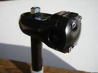 NOS BMX Bicycle Handle Bar Stem Neck Quill Freestyle Bike GT Dyno 21.1 Sakae Tuf