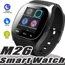 M26 Smart Watch Bluetooth Heart Rate Blood Pressure Fitness Activity Tracker UK