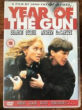 Andrew McCarthy sharon stone year of the Gun ~1990 POLITICO THRILLER DVD