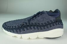 NIKE AIR FOOTSCAPE WOVEN CHUKKA SPECIAL EDITION MEN 8.0 TO 13.0 NEW OBSIDIAN
