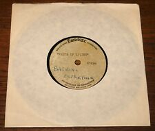 """BASKIN AND COPPERFIELD PRICE OF LIVING 1-SIDED EMIDISC ACETATE 7"""" THE RUBETTES"""