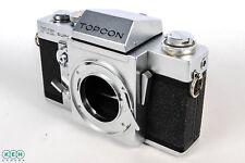 Topcon RE-Super Chrome 35mm Camera Body *AS/IS*
