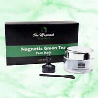 The Magmask - Magnetic Green Tea Face Mask || All Natural, Vegan, Paraben-Free