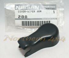 GENUINE Nissan Patrol GU Y61 Wiper Arm End cover