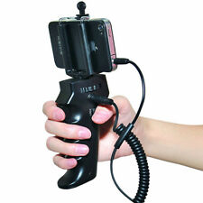 Camera Handle Hand Grip Pistol with Support Clip for iPhone iPod / Cable IOS