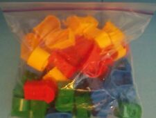 MONOPOLY JUNIOR JR 2005 Replacement Parts Pieces: Ticket booths and tokens