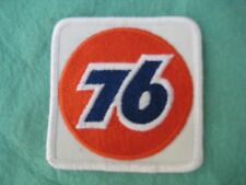 "Union 76 NASCAR Racing Patch 3"" X 3"""
