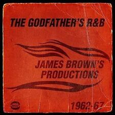 Godfather's R&B: James Brown's Productions 1962-1967 by Various Artists (CD, Jul-2008, Ace (Label))