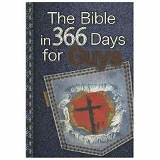 The Bible in Three hundered sixty six Days for Guys, Carolyn Larsen  , Christian