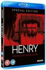 Henry - Portrait of a Serial Killer 5055201818706 Blu-ray Region 2