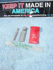 STARRETT 269A&B TAPER GAGE'S 1) PLASTIC CASE MACHINIST TOOLMAKER INSPECTION TOOL
