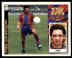 Colecciones ESTE Spanish Liga (1997-1998) Ciric F.C. Barcelona