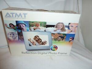 ATMT 7 inch Reflection Digital Photo Frame