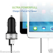 Genuine GBOS® Dual USB Car Charger Universal 2.1A For iPhone,Samsung,Sony Phone1