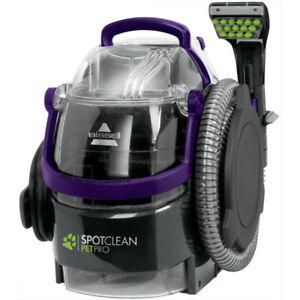 Bissell 15588 SpotClean Pet Pro Carpet Cleaner   Brand new with 3 year warranty