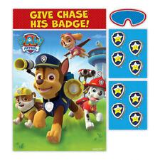 Paw Patrol Birthday Party Game Chase Ryder Boys Girls Nick Junior Kids Games Fun