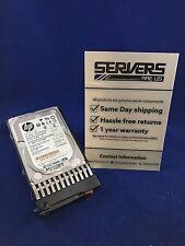 """HP 1TB 3G SATA 7.2K RPM SFF 2.5"""" MIDLINE HDD 625609-b21 626162-001 614828-003"""