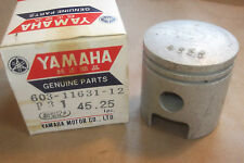 YAMAHA P35  P 35  1960s  OUTBOARD  GENUINE NOS PISTON (45.25) - # 603-11631-12