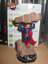 Heroclix Crisis - Superman #105 - chase - DC - with card