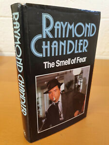 RAYMOND CHANDLER The Smell of Fear - 1983 hardback in dust jacket -