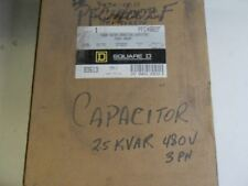 (H15) 1 NEW SQUARE D PF4002F CAPACITOR H15