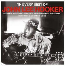 THE VERY BEST OF JOHN LEE HOOKER VINYL LP Record