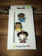 NIB Disney Magic Band Bandits Embellishments It's A Small World Dolls