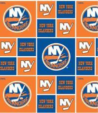 NHL New York Islanders 100% cotton, Welding, Biker, Pipe-fitter,4 panel hat