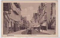 87933 Feldpost Ak Quedlinburg Heiligegeiststrasse 1915