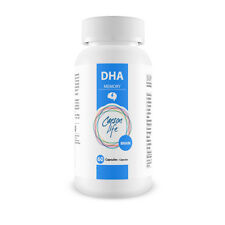 Carson life DHA AND EPA blend capsules- (60) Brain health supplements
