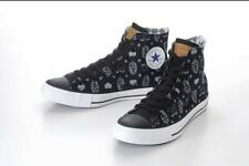 JoJo's Bizarre Adventure x Converse All Star Sneaker Black US 4 to US 10.5
