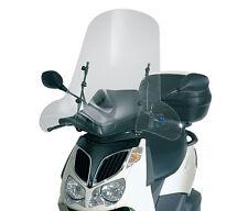 GIVI TRANSPARENTE WINDSHIELD 66x67cm SYM HD EVO 125-200 2007-2016 105A