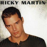 RICKY MARTIN Ricky Martin Self-Titled (Gold Series) CD BRAND NEW