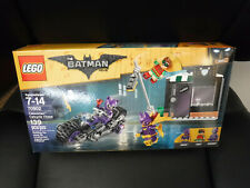 Lego The Batman Movie 70902 Catwoman Catcycle Chase * Brand New *