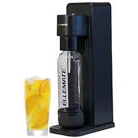 Ellemate ICMOBL100 Iconic 1L Soda Infuser Carbonation Maker Beverage Machine