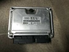 2003 AUDI A4 A6 2.5 TDI ENGINE ECU 8E0907401M 0281011255
