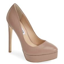 Nude High Heel Shoes By Steve Madden. Size 8