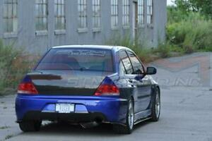 Mitsubishi Lancer Evolution 7-9 OEM Style Carbon Fibre Trunk Boot Lid Bodykit
