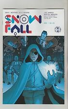 IMAGE COMICS SNOW FALL #8 FEBRUARY 2017 1ST PRINT NM