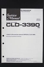 PIONEER CLD-3390 RD Original CD CDV LD-Player Service-Manual/Circuit Diagram 122