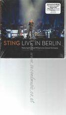 CD--STING   --STING: LIVE IN BERLIN